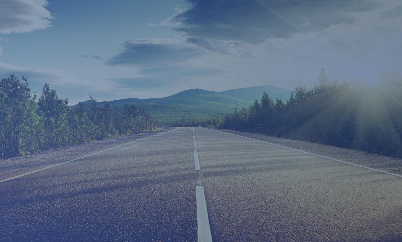 slide road
